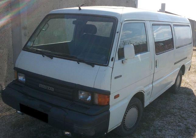 Продам или обменяю микроавтобус Мазда Е2200