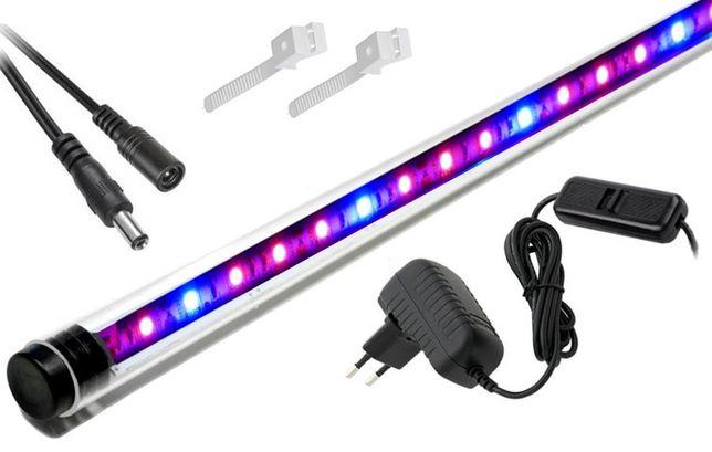 Świetlówka LED PLANT do roślin oświetlenie akwarium 50cm GROW 3:1