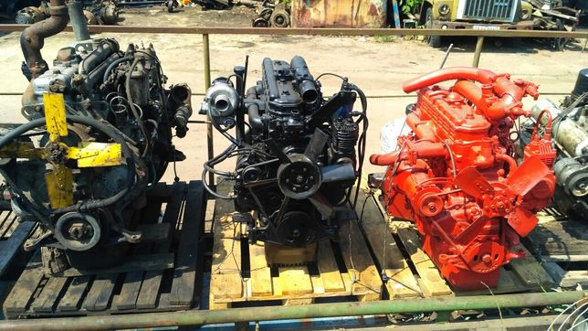 Мотор двигатель МТЗ 80 82 Д240 Д243 Д245.7 на трактор машину