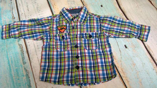 Nowa koszula dziecięca Ergee r.68