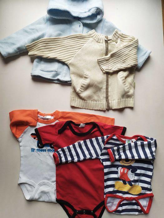 Paka ubranek dziecięcych 68 Chylice - image 1