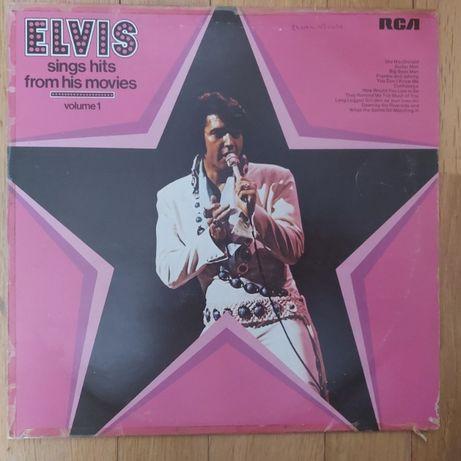 Elvis Presley, Elvis Sings Hits Movies vol. 1, Ger, 1972, bdb-
