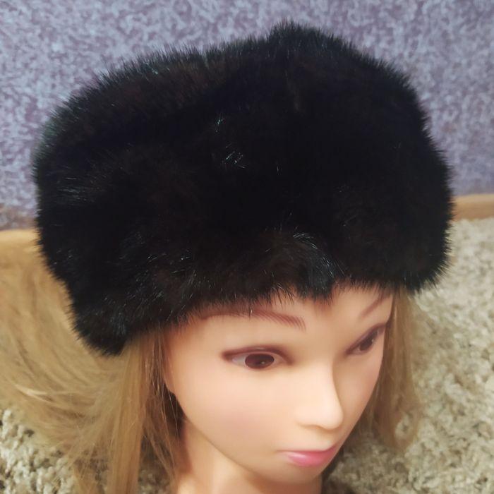 Продам норковую женскую  шапку Доброполье - изображение 1