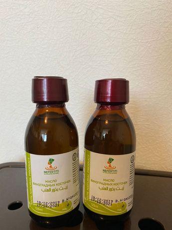 Масло виноградных косточек Nefertiti 125мл
