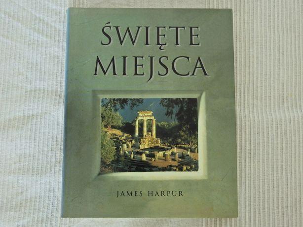 Święte Miejsca - książka-album