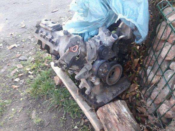 Silnik mercedes ml 320 w 163