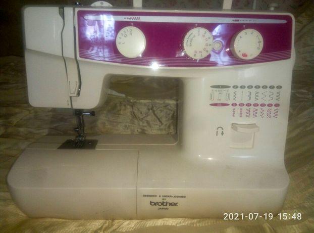 Швейная машина японская brother XL-5130гарант,упак,инстру