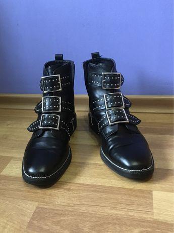 Ботинки с заклепками по типу chloe