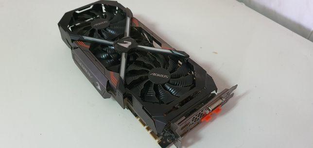 Placa Grafica Nvidia Aorus GTX 1080ti com 11Gb