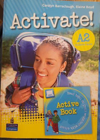 Książka język angielski Activate poziom A2