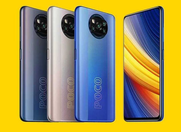 Xiaomi Poco X3 Pro 8/256 Snapdragon 860 Синий