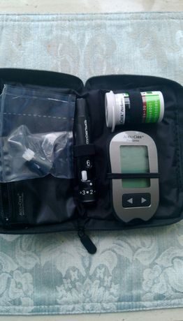 Glukometr do pomiaru cukru we krwi.tanio