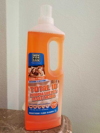 Limpador/ Detergente inseticida para chão 1L