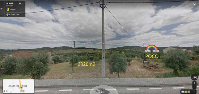 Terreno com 2320m2 com viabilidade de construção