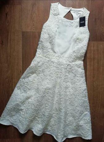 Нарядное платье сукня next с биркой
