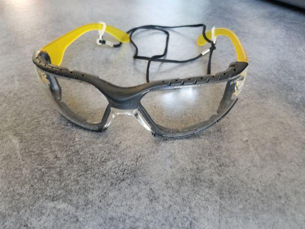 Okulary ochronne Portwest PS32 WRAP AROUND PLUS