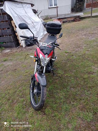 Romet ZXT Motocykl 125cm
