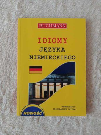 """Sprzedam książkę """"Idiomy języka niemieckiego"""""""