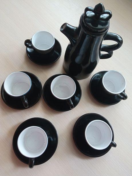 Кофейний сервіз 6 чашок