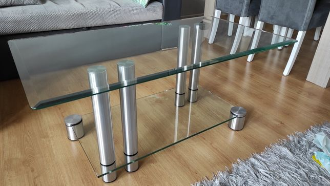 Ława szklana 60x110