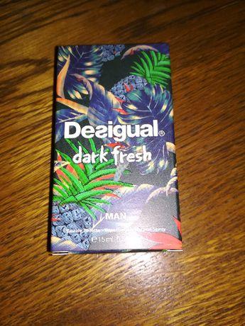 Desigual - Dark Fresh /15ml/ Man /Spain/Hiszpania