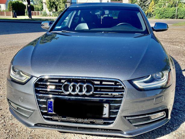 Audi A4 B8 4X4 LIFT zamiana /// zamienie