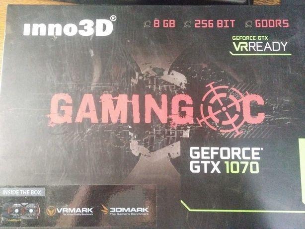 Gtx 1070 Inno3D Gaming + уровень (1070ti, 1080, 2060)
