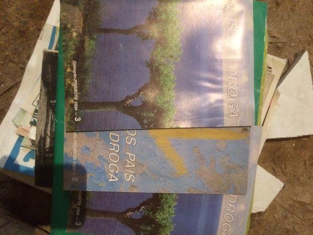 3 exemplares da colecção ''projecto vida'