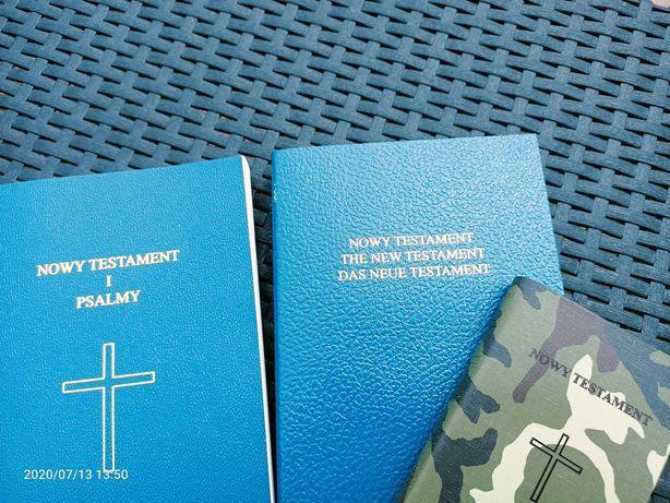 BIBLIA, Pismo Święte, Za DARMO, Ewangelia