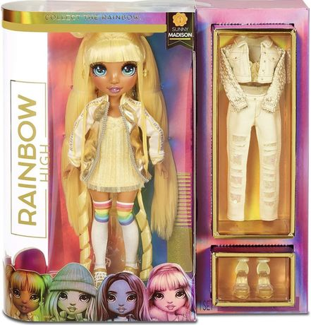 Кукла Рейнбоу Хай Солнечная Мэдисон Санни Rainbow High Sunny Madison Y