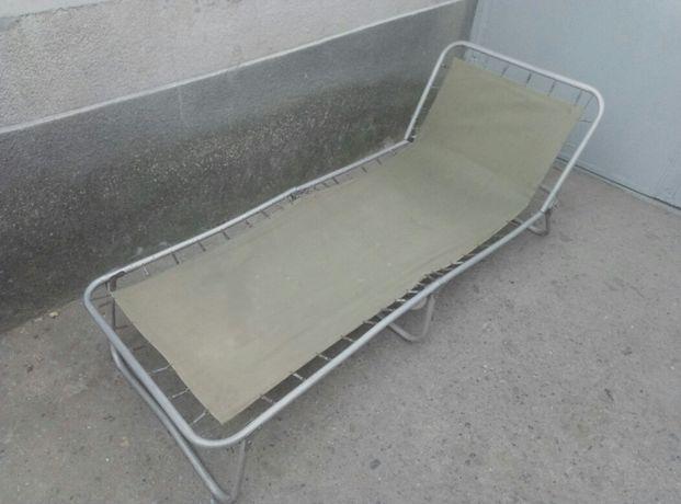 Алюминиевая Раскладушка