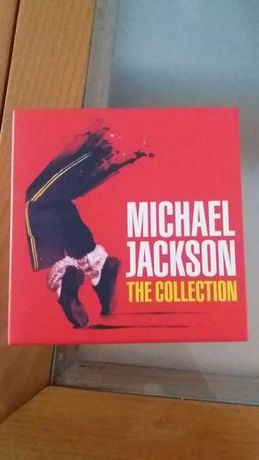 Michael jackson-the collection