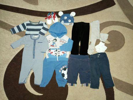 Набір одягу для хлопчика 3-5міс.