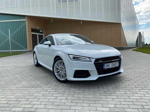 Audi TT 8S (2015) S-Line, 200HP, 28.900km, S-Tronic, Perfect State