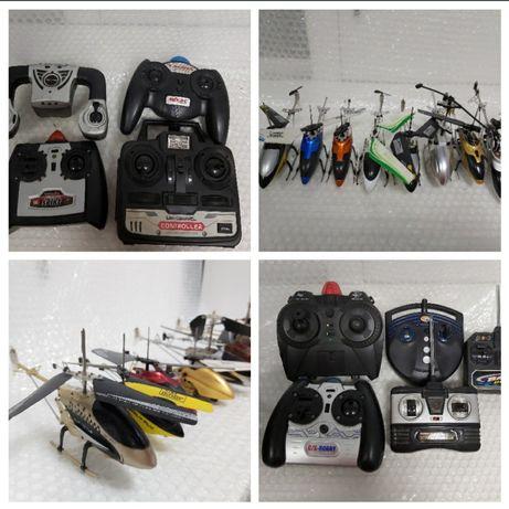 Каркаси,деталі для іграшкових гелікоптерів