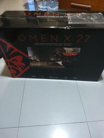 Monitor Omen 240HZ Sem fatura , nunca aberto como novo