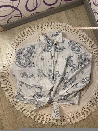 Reserved домашняя рубашка