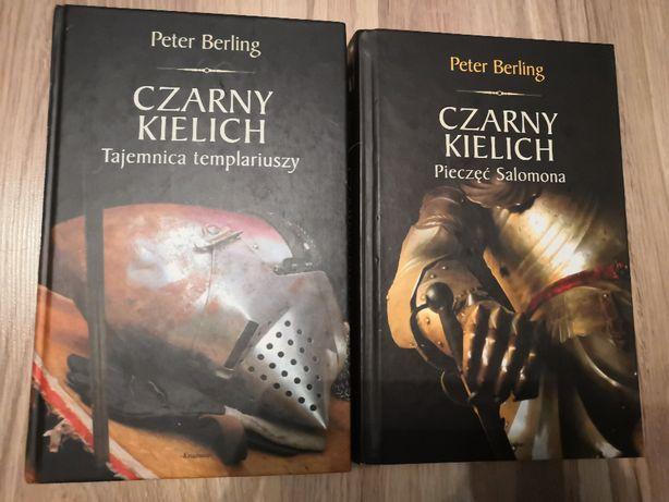 Peter Berling Czarny Klielich
