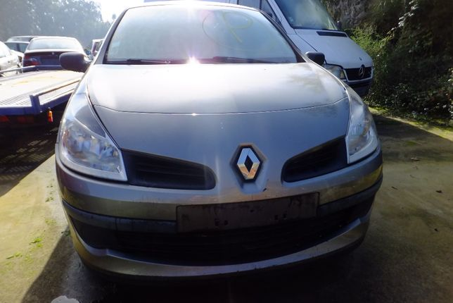 Renault clio 1.5 dci 2008