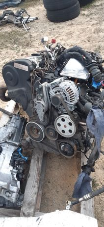 Silnik słupek 2.0 AWA 150km audi a4 b6
