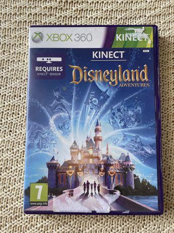 Gra DISNEYLAND adventures Xbox 360 kinect