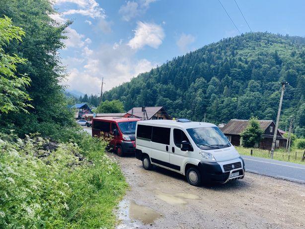 Комфортні мікроавтобуси на замовлення
