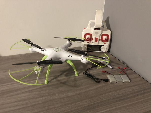 Dron syma x5hw cały zestaw
