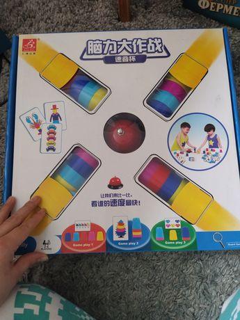 Мега крута сімейна настільна гра кольори швидкість