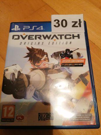 Overwatch Origins Edition PL PS4