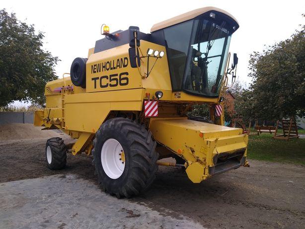 New holland TC 56 Stan Bdb.