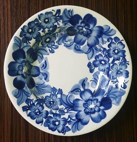 Talerz ozdobny ZF KOŁO * porcelanowy * porcelana *