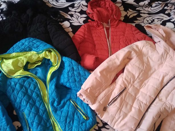 Куртки 42 только Макеевка