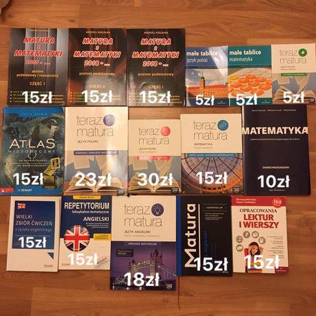 Książki maturalne