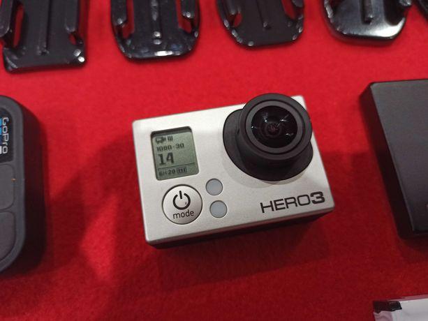 GoPro Hero 3 Black - Mega zestaw